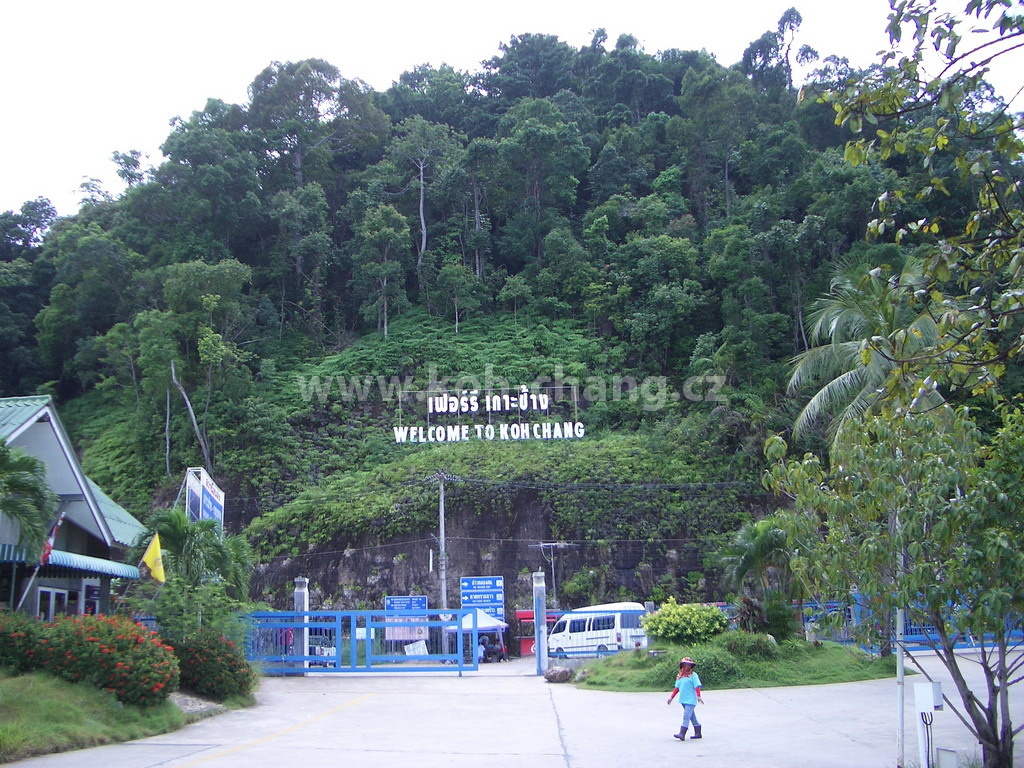 Photogallery of Koh Chang island